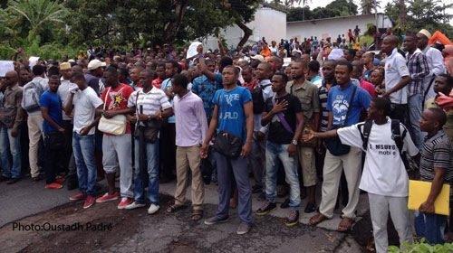 La jeunesse Comorienne