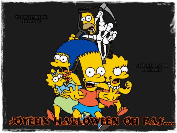 Montage pour Halloween