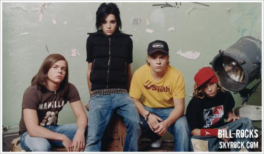 Tokio Hotel cité plusieurs fois sur Vie de Merde (VDM).