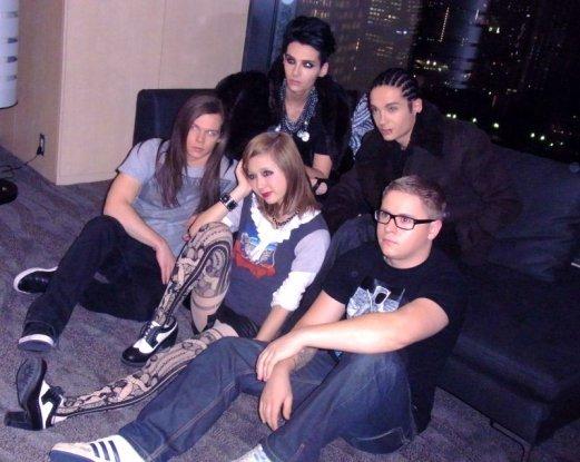 14.12.2010 - Interview à Tokyo (Japon)