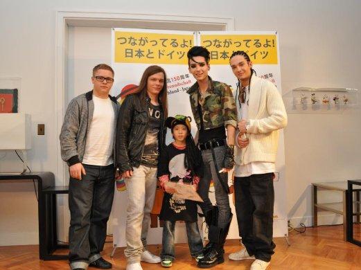 13.12.2010 - Conférence de presse et  Meet & Greet