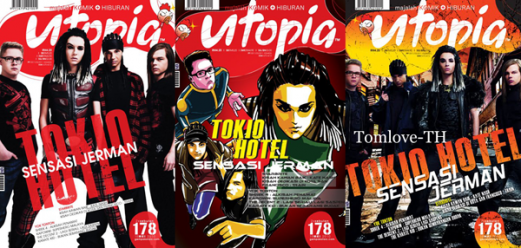 Utopia Revista (Mexique)