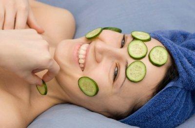 BEAUTÉ : Le concombre meilleur produit pour la peau!