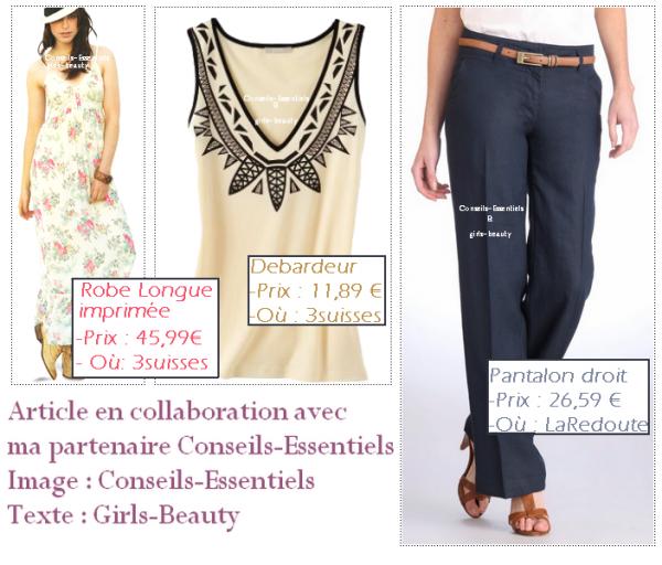 LOOK : Comment d'habiller lorsqu'on est rondes ? (Article en partenariat avec Conseils-essentiels)