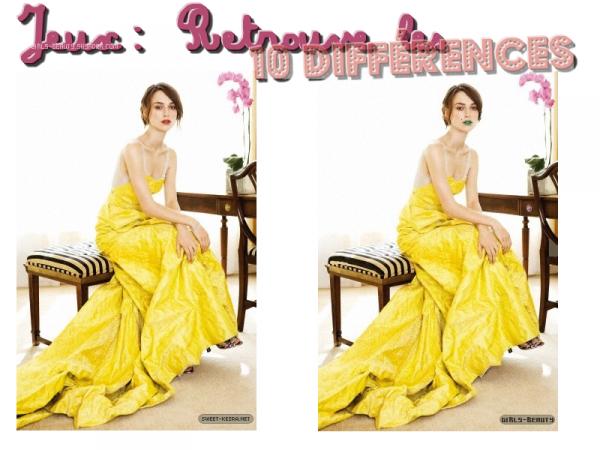 DÉTENTE : Retrouve les 10 différences !! ( 1 réponse par commentaire !!) NIVEAU: difficile