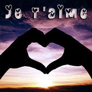 __ [...♥' ] _______ Je t'aime...