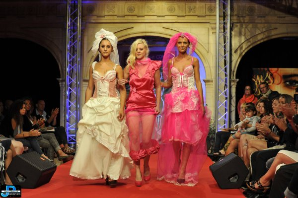 fashion night couture 2013 à st martin de ré