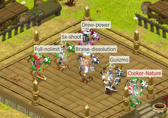 Tournoi guilde :) un bon petit délire