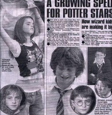 Harry Potter 4 Harry Potter Par D