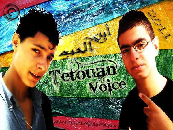 Tetouan Voice Represent [ Wher Is The Lov3 ] 2011