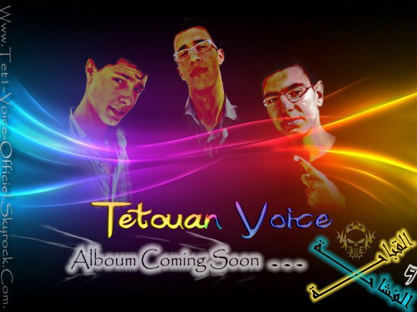 Tetouan Voice : Alboum Coming Soon
