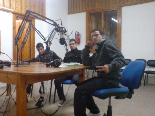 Le Samedi 25 Decembre Le Groupe Tetouan VOice En Direct Sur RAdio Tetouan a Partire De 10:15 :D