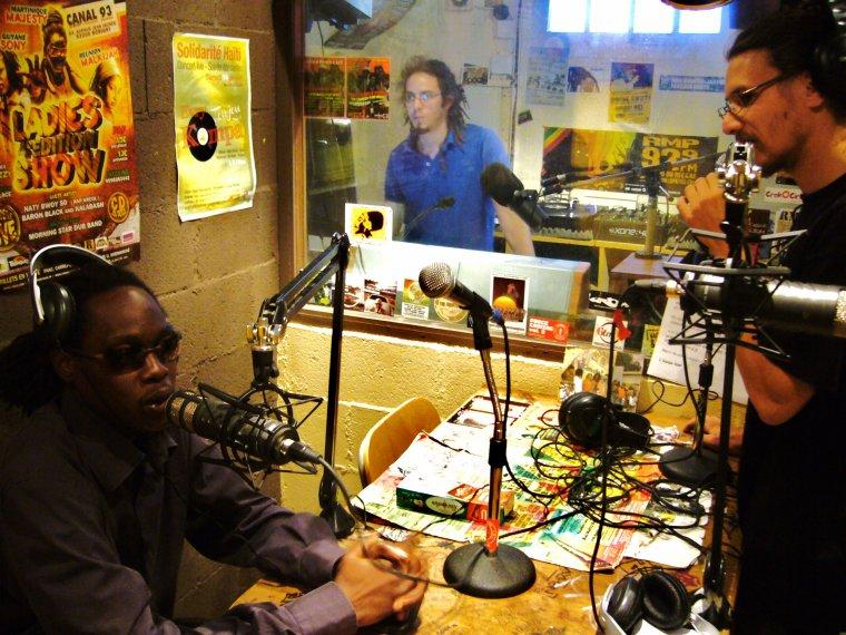 "Interview @ Radio Mille Pattes (91) - émission ""Listen My Soul"""