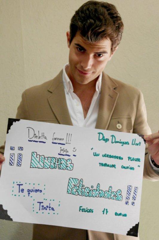 Diego Le plus beau ♥