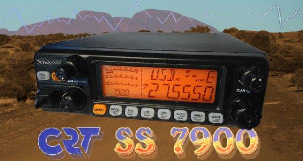 Petit tour d'horizon du CRT SS 7900