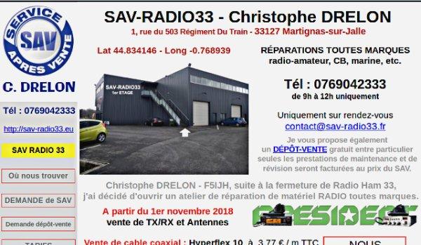 SAV-Radio33 (Gironde)
