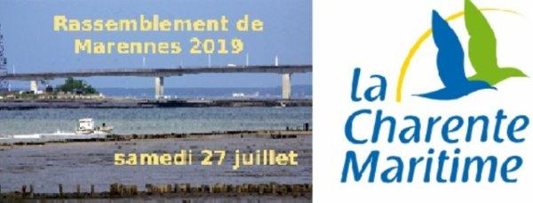 Rassemblement Radioamateur de Marennes 2019