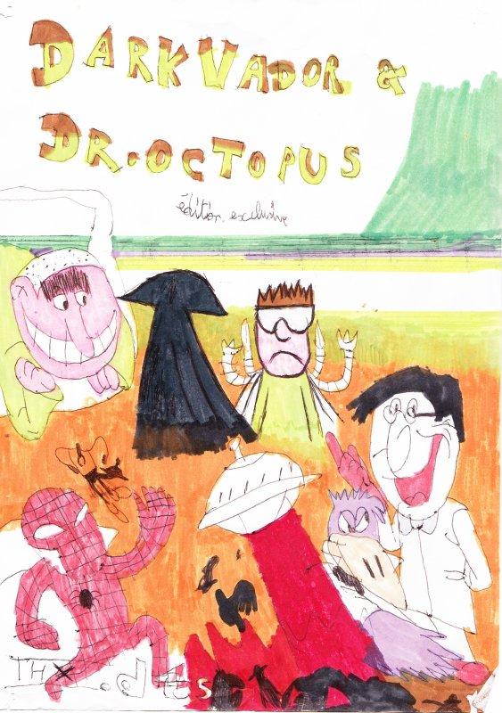 .015 Les Aventures de Dark Vador & Dr. Octopus (film, 2006) 01/12/2006)