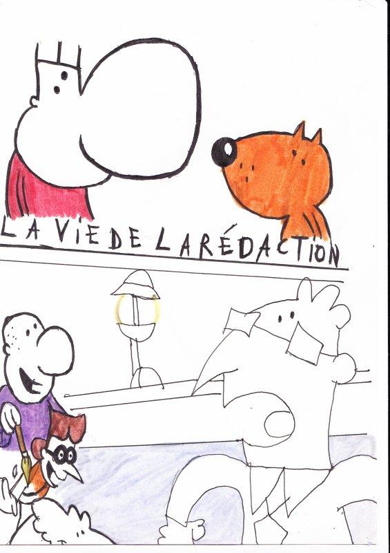.02 La Vie de la Rédaction (film, 2006) 11/10/2006