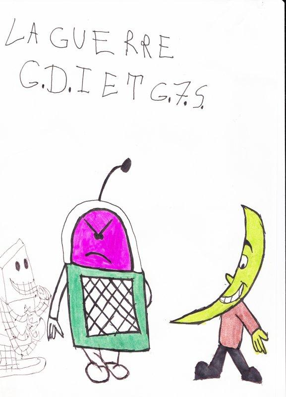 .04 La Guerre G.D.I & G.7.S (2006-2007) Nouvelle version le 17/2/2007