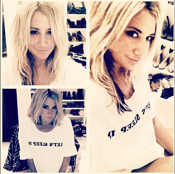07 MARS 2012 ▬ _Miss Ashley Tisdale a été aperçue alors qu'elle se promenait dans les rues de Studio City. Découvre aussi trois nouvelles photos personnelles d'Ashley postées sur son compte Instagram. Laquelle préfères tu ?