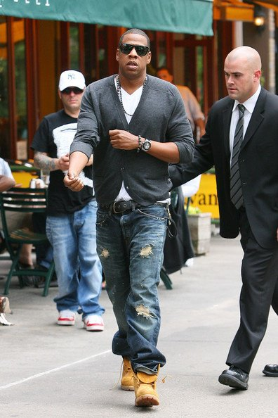 $i tâ pâ$ de $tylee t'es waâLoùù timberland boots Jay Z