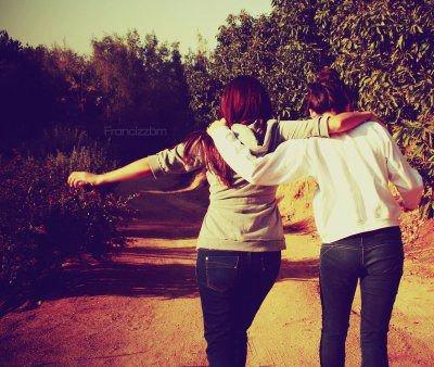 L'amitié est l'une des plus belles choses de la vie, alors ne gâchons rien.