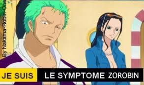 Je suis le Symptome ZoRobin !!! :3