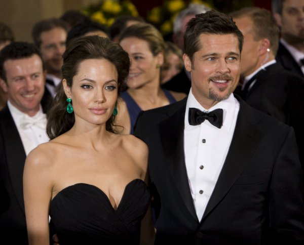 Brad et Angelina , Le mariage ?