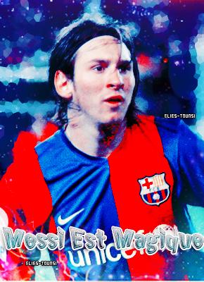 Messi Est Un Géni