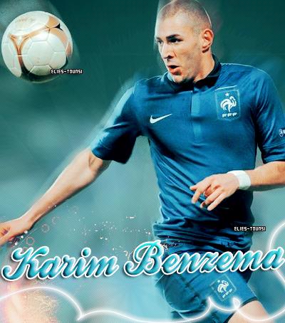 Karim Benzema !!