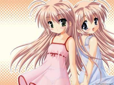 One-Shoot Bonus : Les Jumelles Yame et Yumi