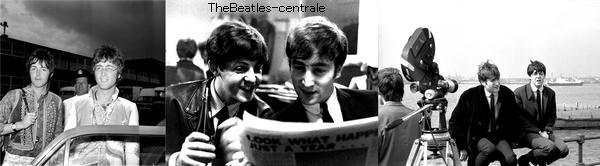 """""""Here Today"""" est une chanson de Paul qui figure sur l'album """"Tug Of War"""" sorti en 1982, elle a été écrite en hommage a John décéder 2 ans auparavant, Paul a été pronfondément touché par la disparition de son ami et lui a composé cette magnifique chanson, c'est pourquoi je l'ai choisit comme chanson de la semaine ♥."""