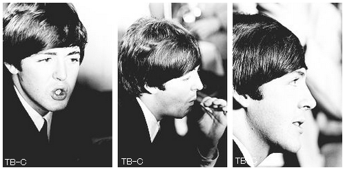« Les critiques, en général, me détestent parce que j'emmène ma femme en tournée et ils ne supportent pas de la voir sur scène avec moi… Et je les emmerde : ils nous haïssent ? Qu'ils restent chez eux ! Vous savez à quoi me font penser ces petits mecs ? A des profs aigris, à des curés hypocrites, à des juges vicieux.. ! » Paul McCartney, 1993