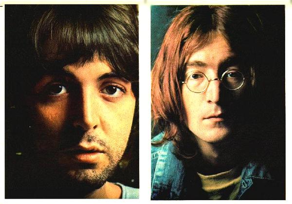 L'histoire de 4 garçons dans le vent, 4 légendes, 4 artistes, 4 génies.. ♥