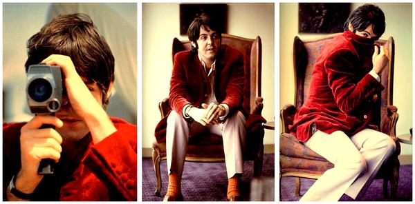 - « Les drogues ont coloré nos perceptions et nous nous sommes rendu compte qu'elles coloraient tout.. ! »  - Paul McCartney ♥
