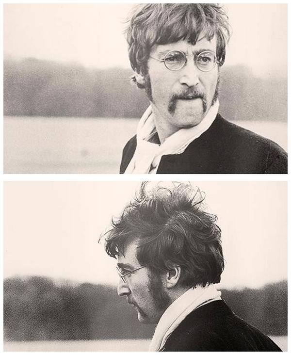 « Avant de vouloir faire la révolution pour les autres, faites d'abord la révolution dans vos têtes.. ! » - John Lennon ♥