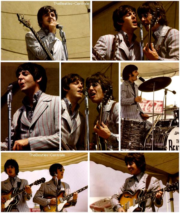 Concert : Cincinnati, Ohio, le 21 Août 1966.. ! ♥