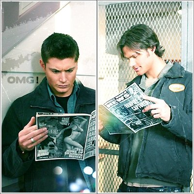 ~OhMySupernaturalBoys ...........◘............0{ first article }