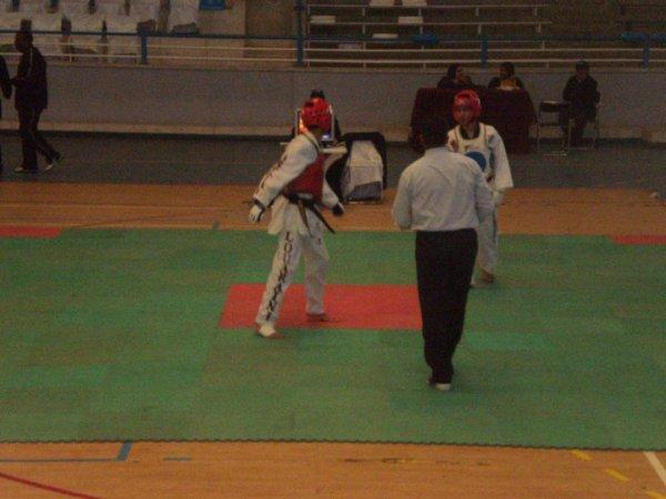 championnat Olampique Fes