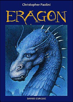 Eragon T1 de Christopher Paolini