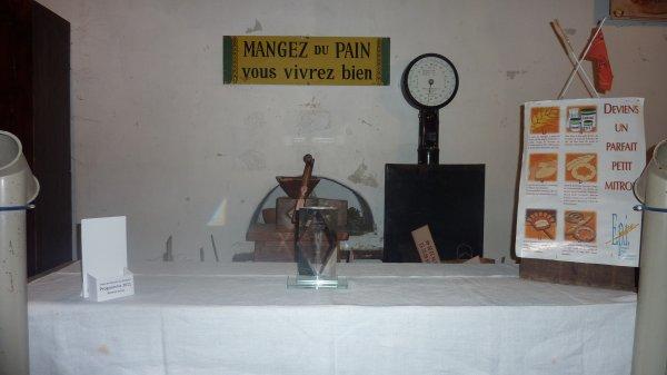 Aujourd'hui Fête du Pain au Moulin Peilland