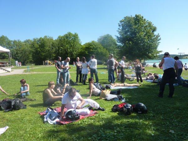 week-end moto dans le Jura