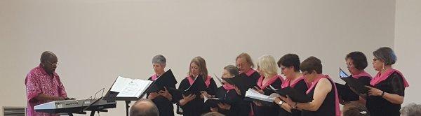 Saint-Quentin : Théa Cabo et Una Voce font encore chanter la cité des Pastels