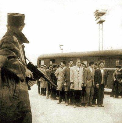 Massacre des Alagérien du 17 octobre 1961