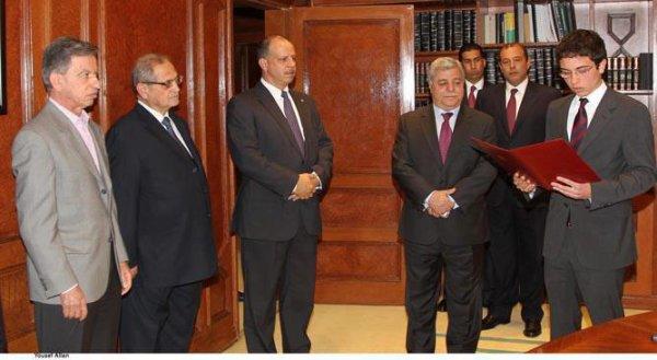 Actualité du 21/04/2012 (Hussein de Jordanie)
