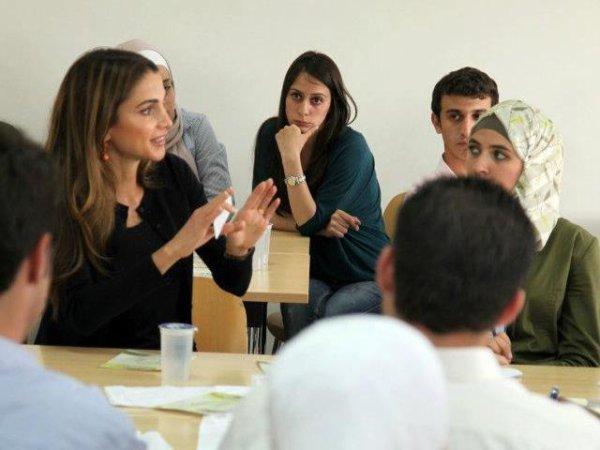 Actualité du 14/05/2012 (Rania et les etudiants)