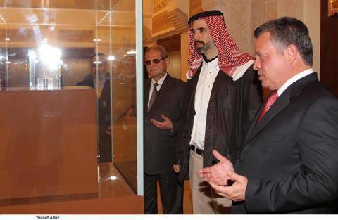Actualité du 15/05/2012 ( Le roi au musée...)