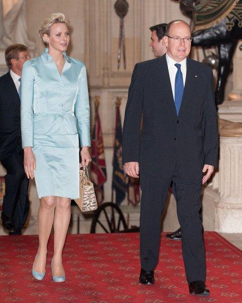 Actualité du 18/05/2012 (Réception a windsor pour le jubilé de diamant de la reine Elizabeth II , suite)