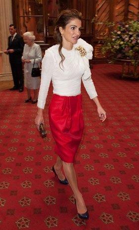 La belle Rania